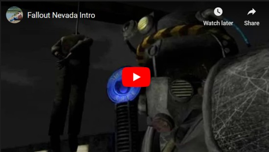 Fallout of Nevada Intro